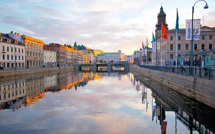 Đô thị Gothenburg