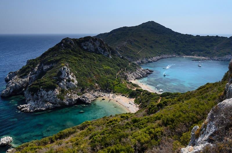 Đảo Corfu, Hy Lạp