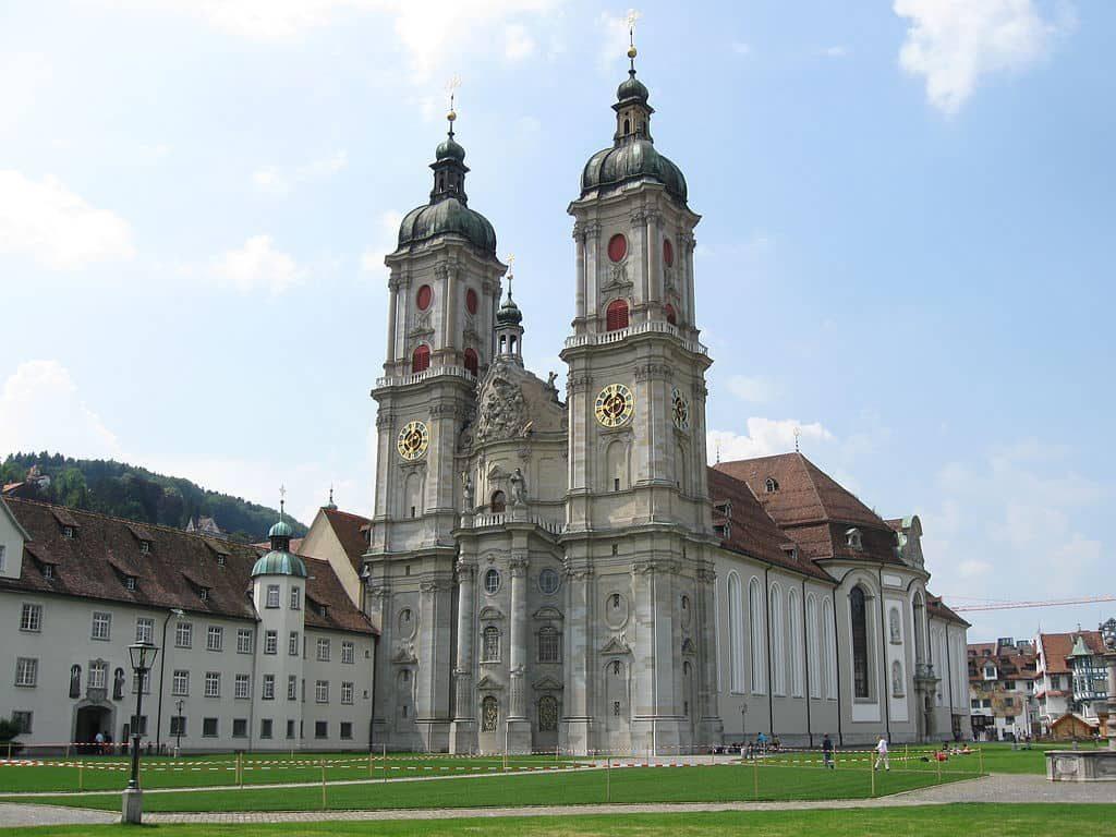 Tu viện St Gall