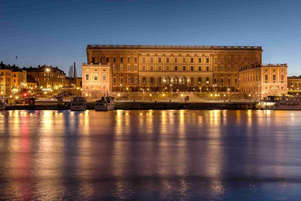 Cung điện Stockholm