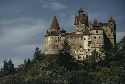 lâu đài Dracula