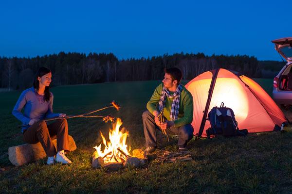 Định nghĩa Camping là gì