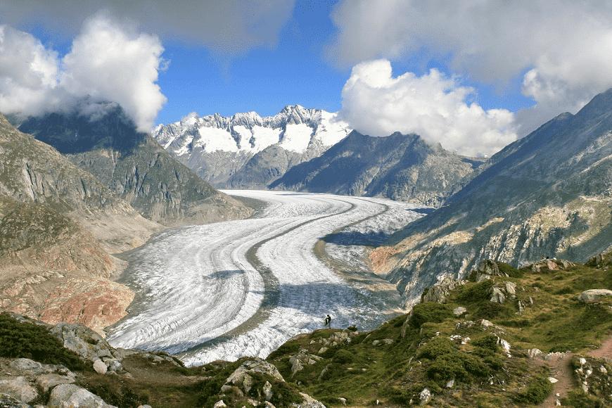 Sông băng Aletsch