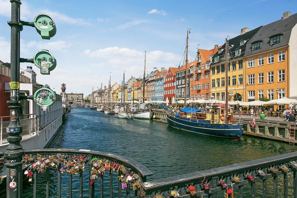 bến cảng Nyhavn