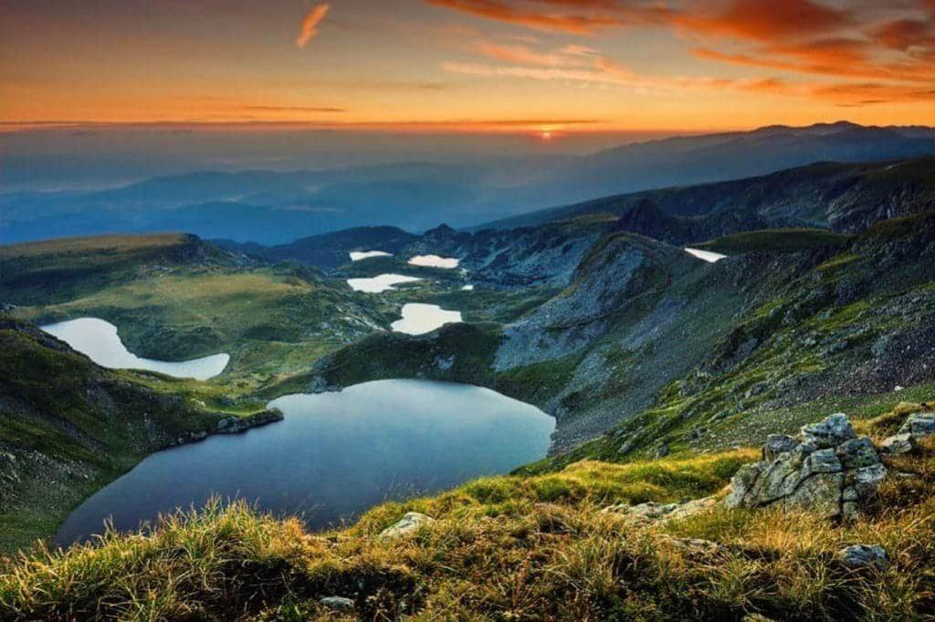 Seven Lakes, Romania