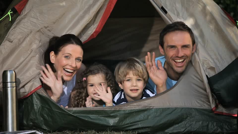 Điều tuyệt vời mà camping đem lại