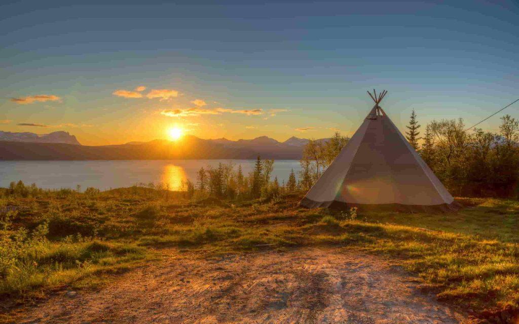 Thời gian cắm trại