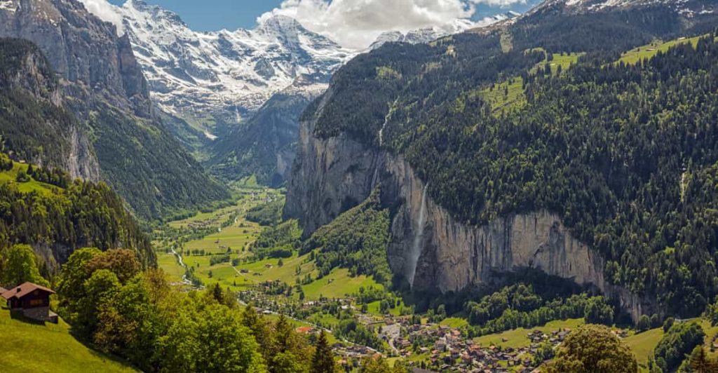 Thung lũng Lauterbrunnen