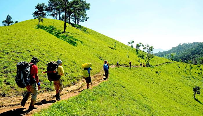 Trekking, HIkking khác nhau như nào