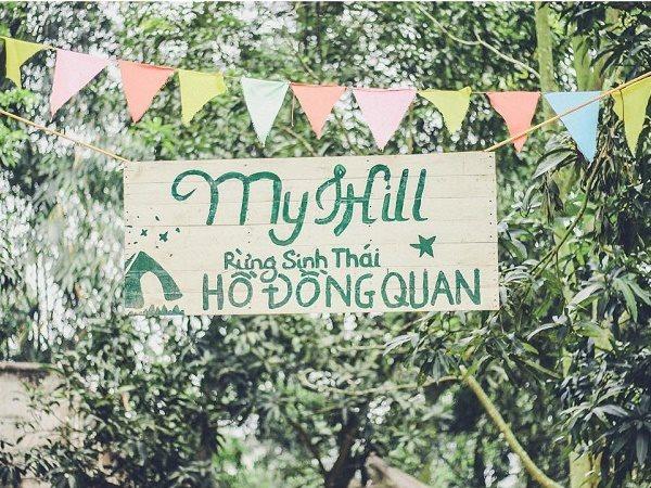 My Hill - hồ Đồng Quan