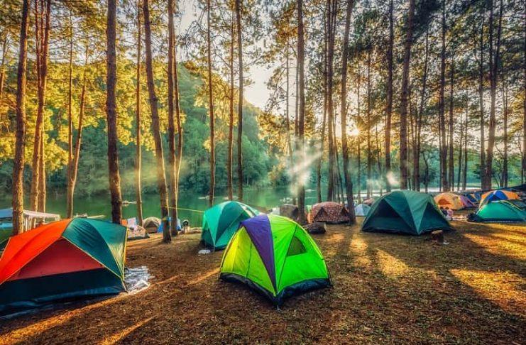 Kinh nghiệm cắm trại Ba Vì
