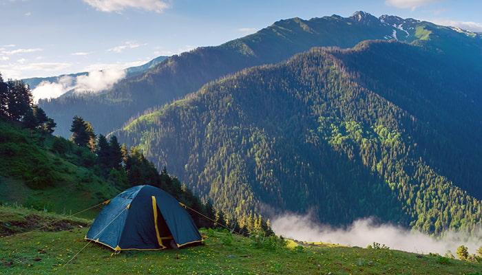 Lều cắm trại