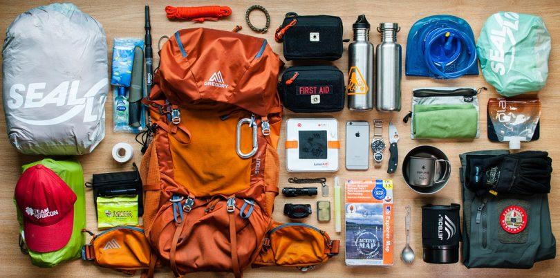 7 đồ dùng cần thiết khi đi cắm trại
