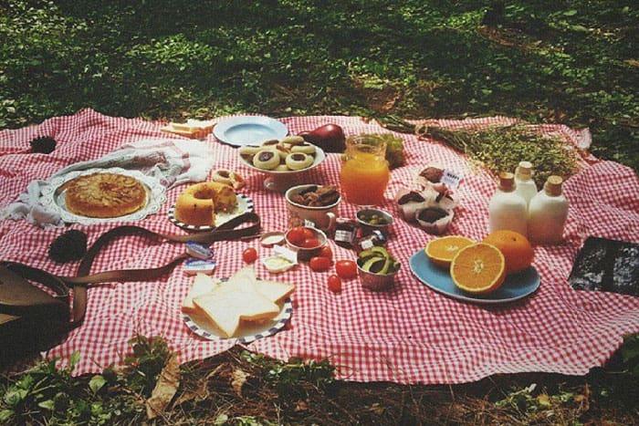 Ăn gì khi đi cắm trại Ba Vì
