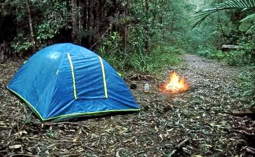 Lều bánh ú hay lều mái vòm
