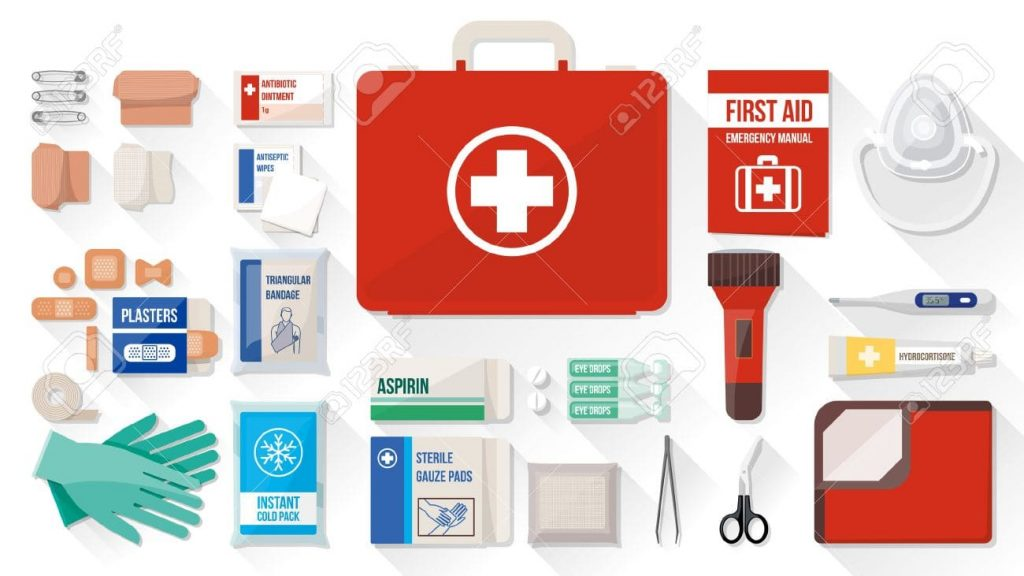 Hộp sơ cứu y tế