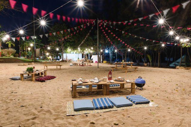 Zenna Pool Camping