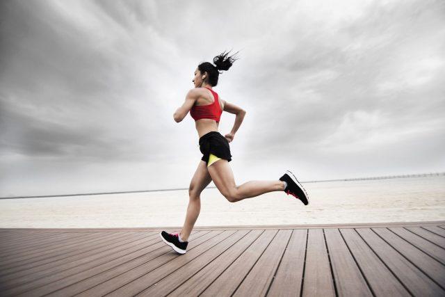 Bài tập chạy bộ đúng cách biến tốc- Interval Run