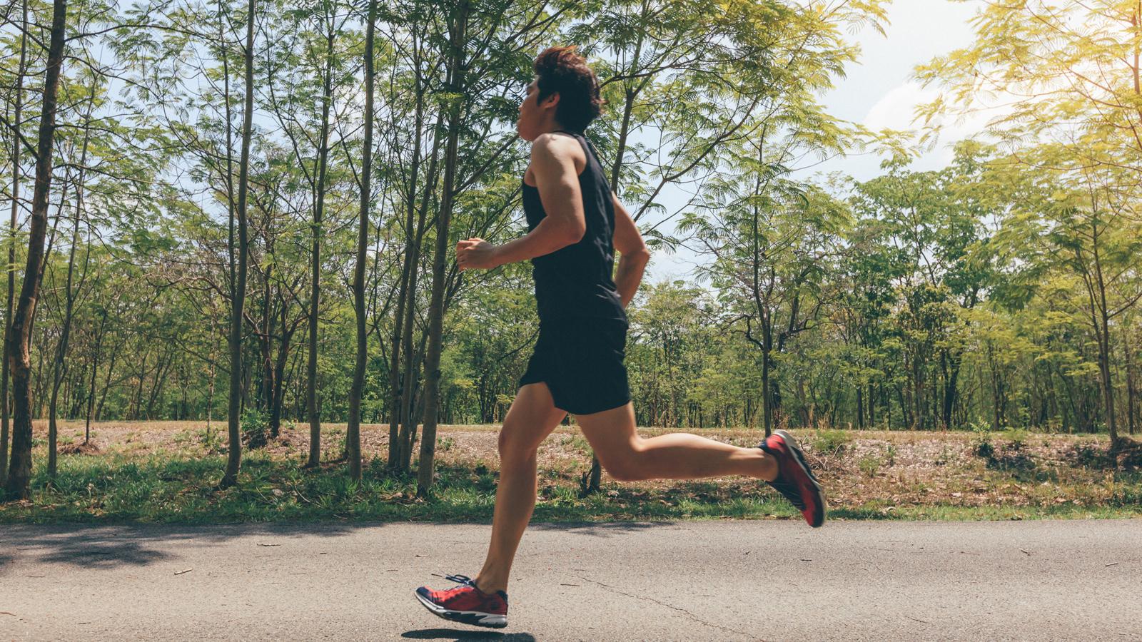 Câu hỏi liên quan đến chạy bộ đúng cách