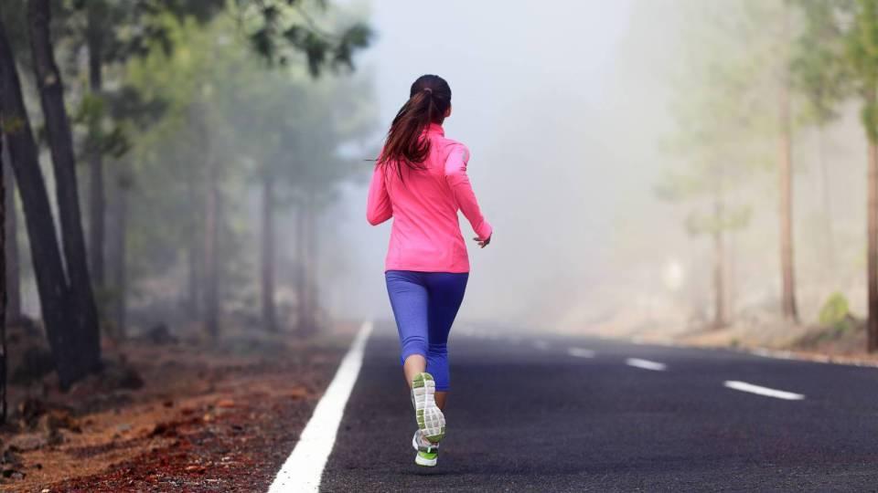 Hướng dẫn tư thế chạy bộ đúng cách