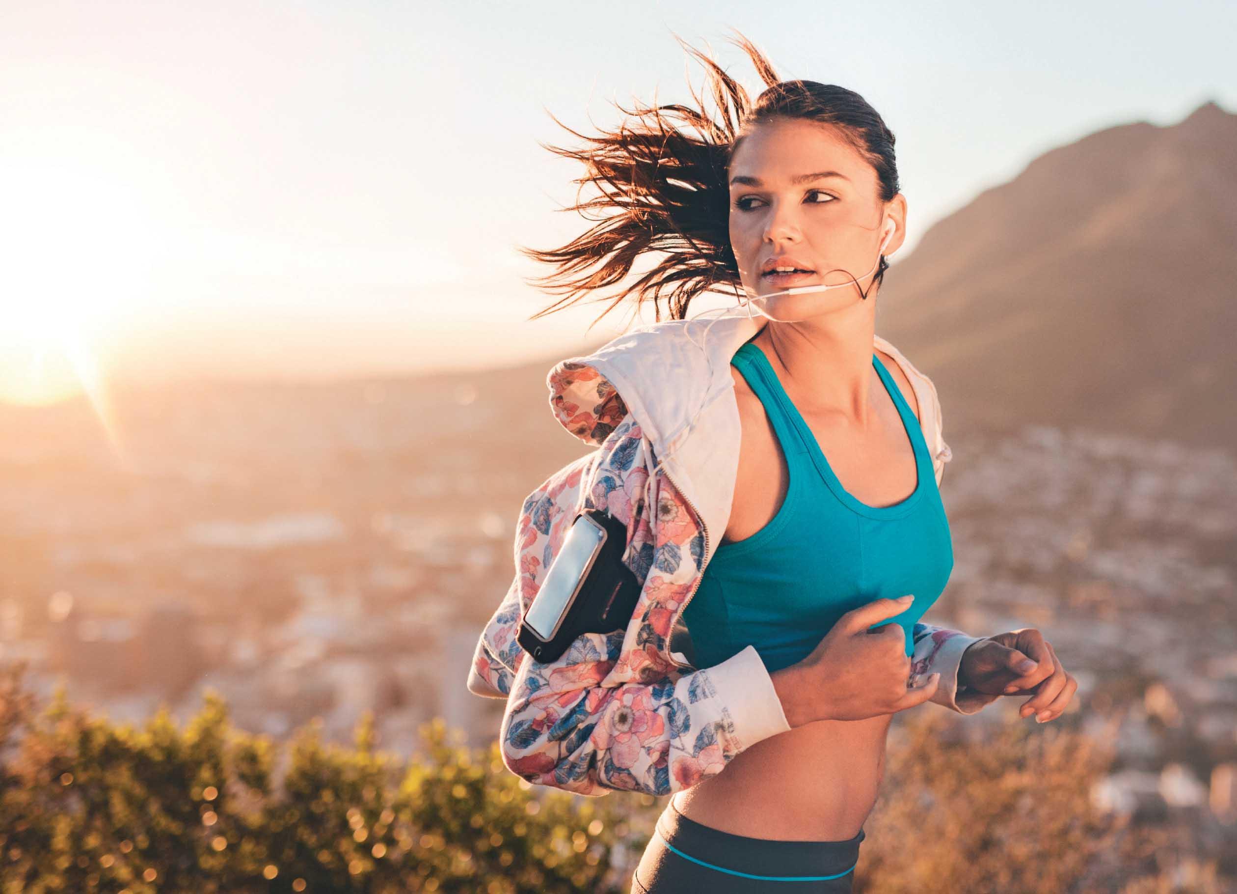 Bài tập chạy bộ giảm cân trong 1 tuần