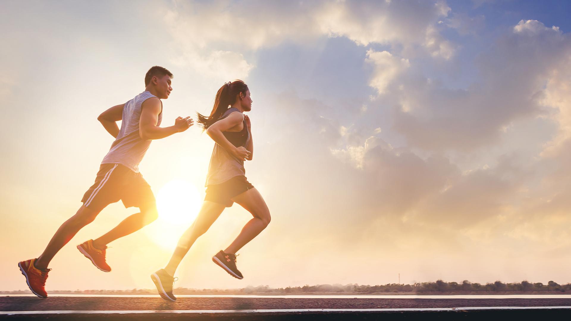 Giải đáp chạy bộ có giảm cân không