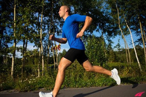 Lợi ích của việc chạy bộ giảm cân