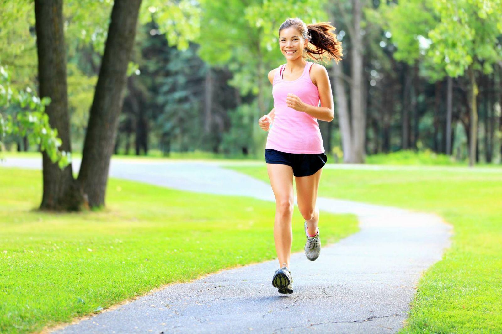 Chọn thời gian chạy bộ giảm cân hợp lý