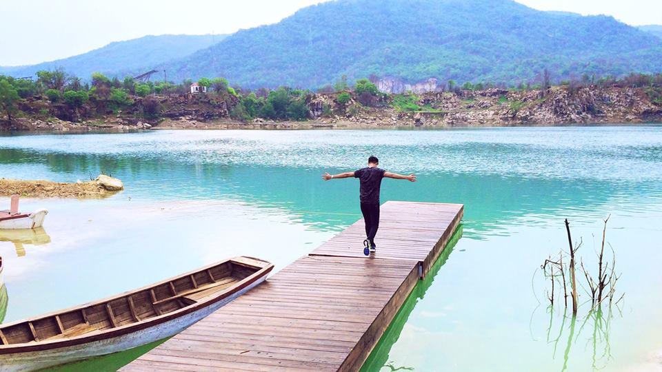 Hồ Xanh Đà Nẵng địa điểm cắm trại Đà Nẵng cho cặp đôi