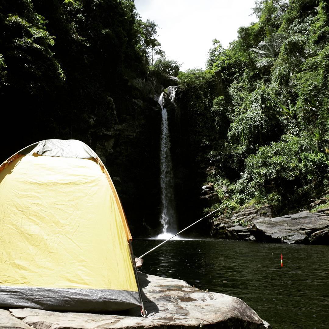 Giếng Trời địa điểm cắm trại gần Đà Nẵng