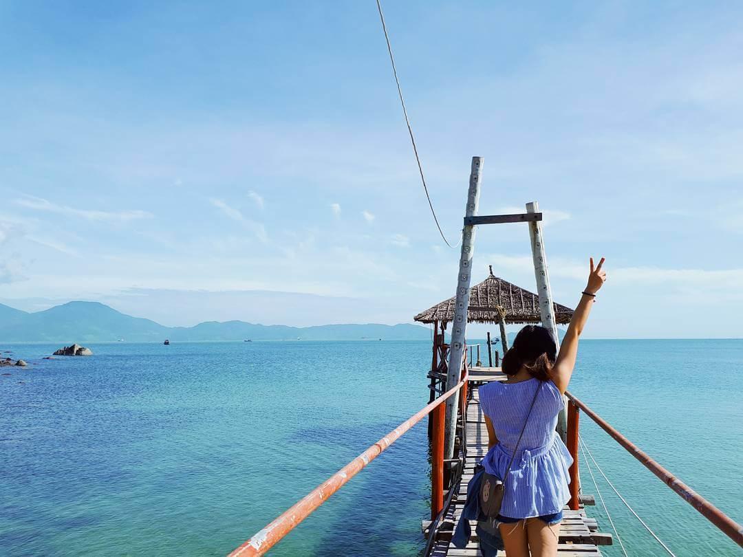 Cảng Tiên Sa- địa điểm cắm trại Đà Nẵng hút khách
