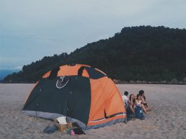 Kinh nghiệm chọn địa điểm cắm trại ở Đà Nẵng